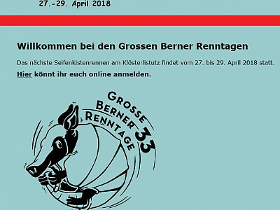 27.-29. April Grosse Berner Renntage 2018